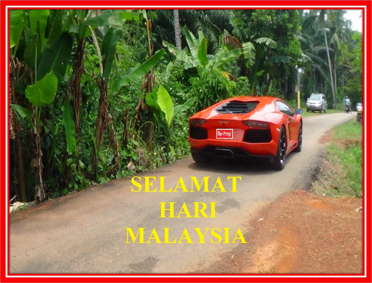 SELAMAT HARI MALAYSIA 16 September 2014